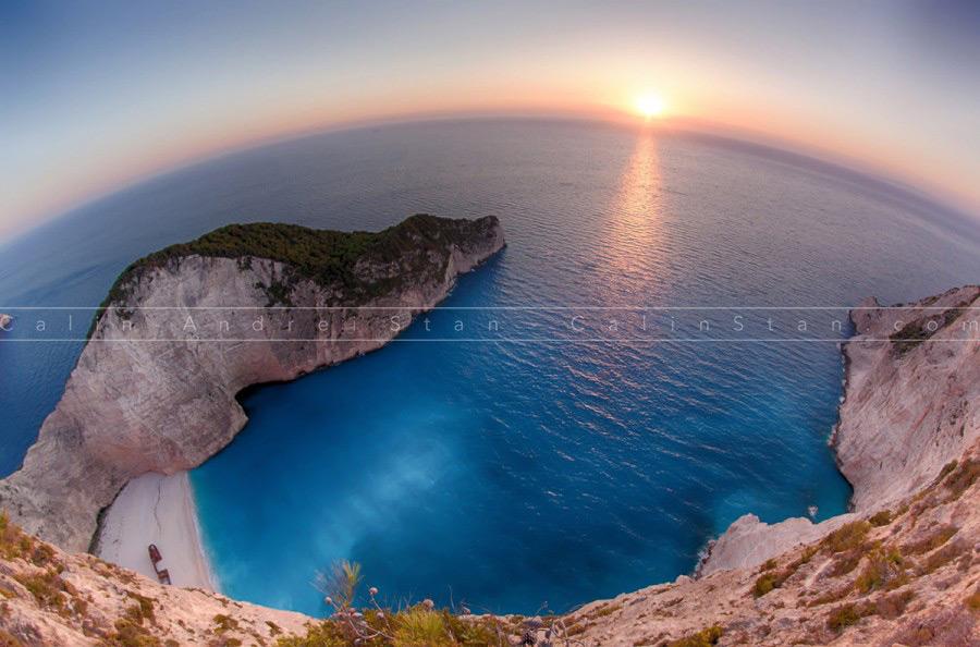 Fotografie de peisaj Navagio Zakynthos