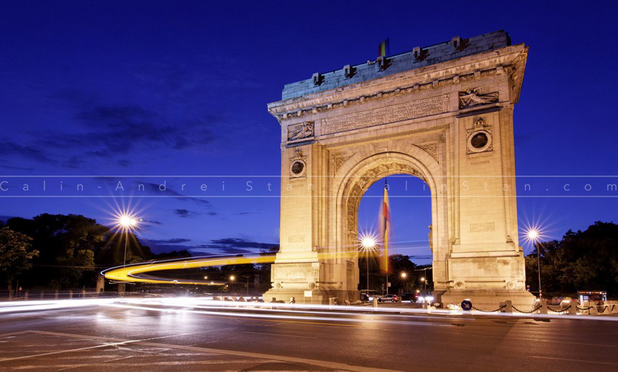 bucharest-triumph-arch