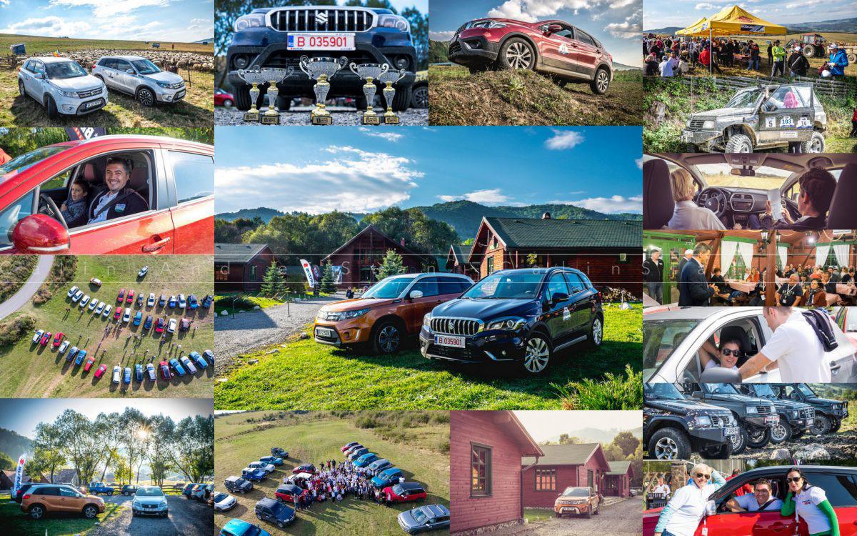 Evenimentul Suzuki Fest, organizat de Suzuki România