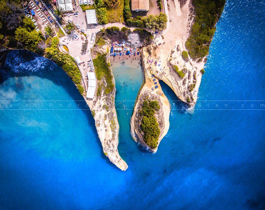 Corfu, Grecia, August 2016