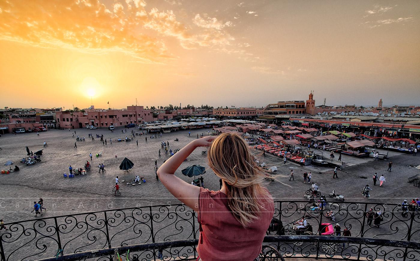 Maroc, Iunie 2016