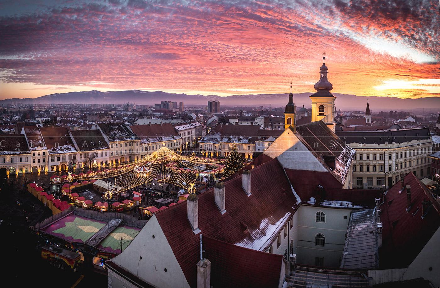 Sibiu, Decembrie 2016