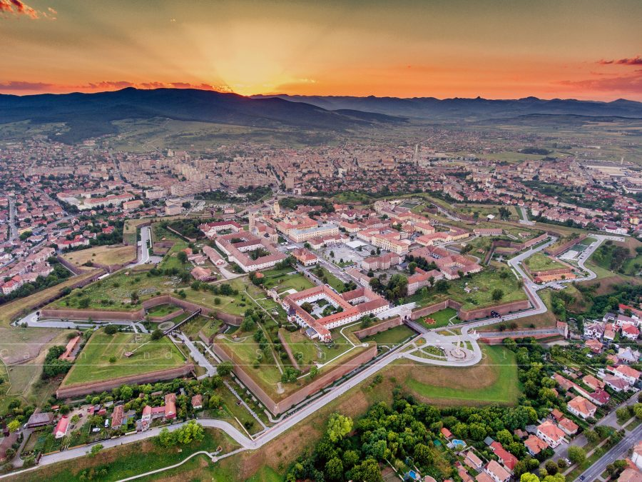 Fotografie de Peisaj Alba Iulia