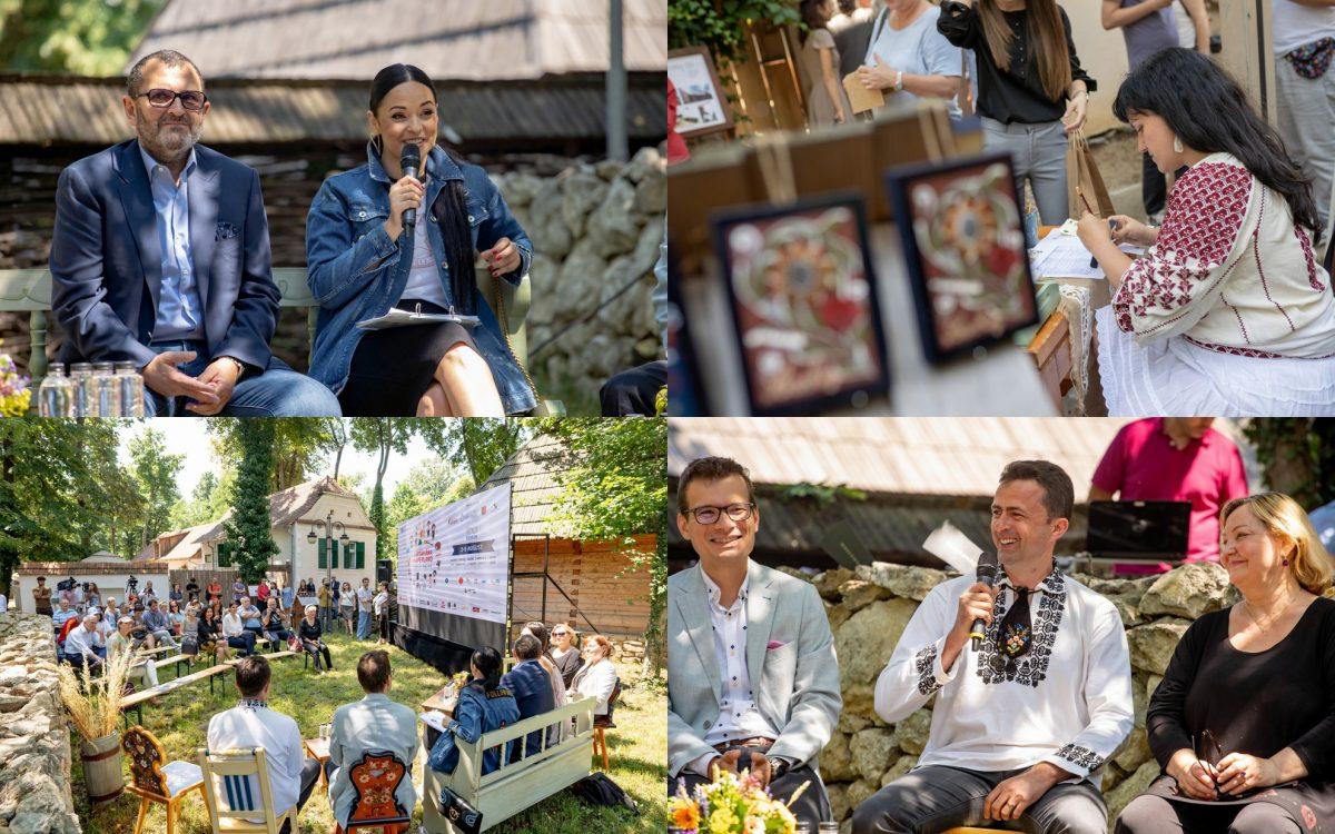 Fotografii de eveniment: lansare Saptamana Haferland