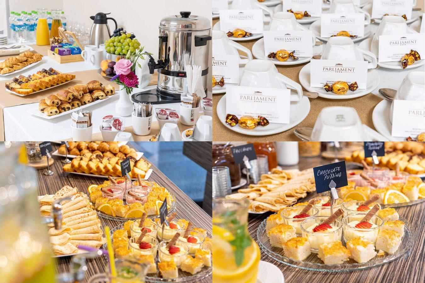 Fotografii profesionale hoteluri mic dejun