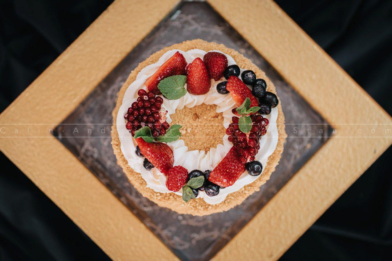 Fotografie culinara tort