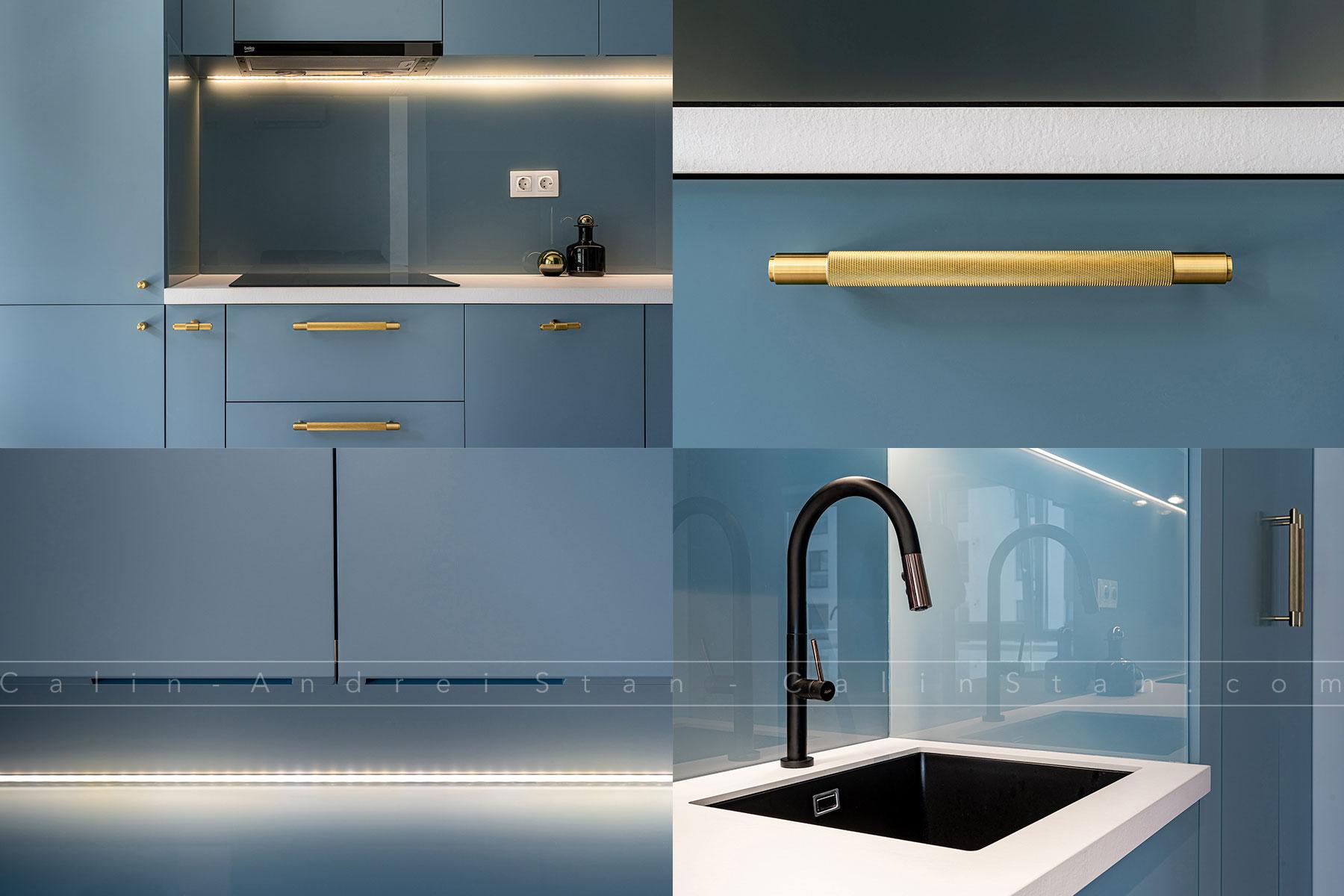 Fotografie de produs - mobilier de bucătărie / Călin Stan