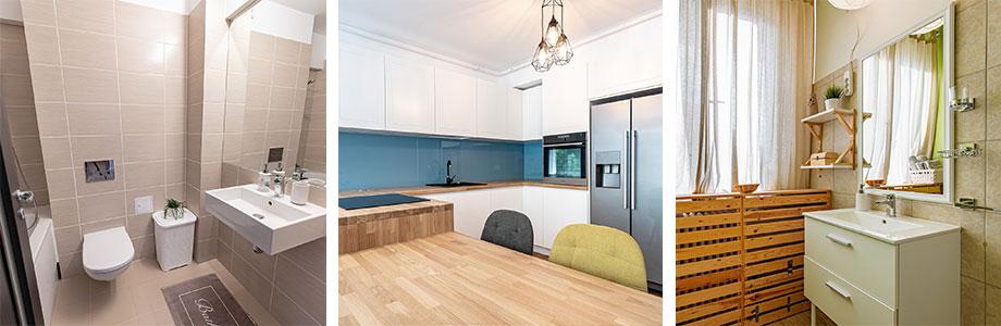 Apartament AirBNB fotografiat