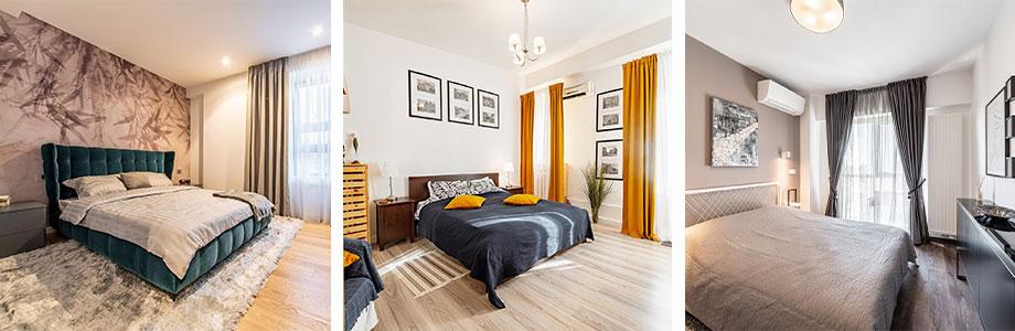 Fotografiere apartamente in regim hotelier