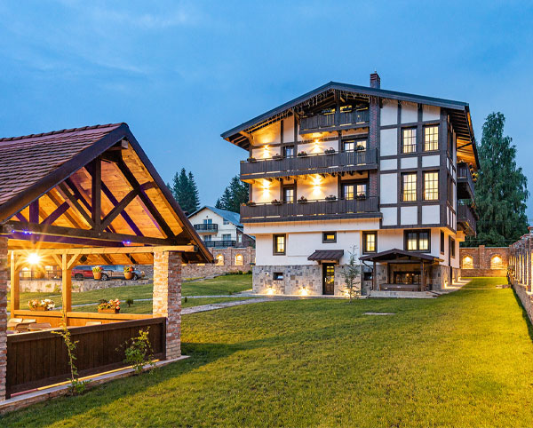 Fotografii hoteluri și restaurante