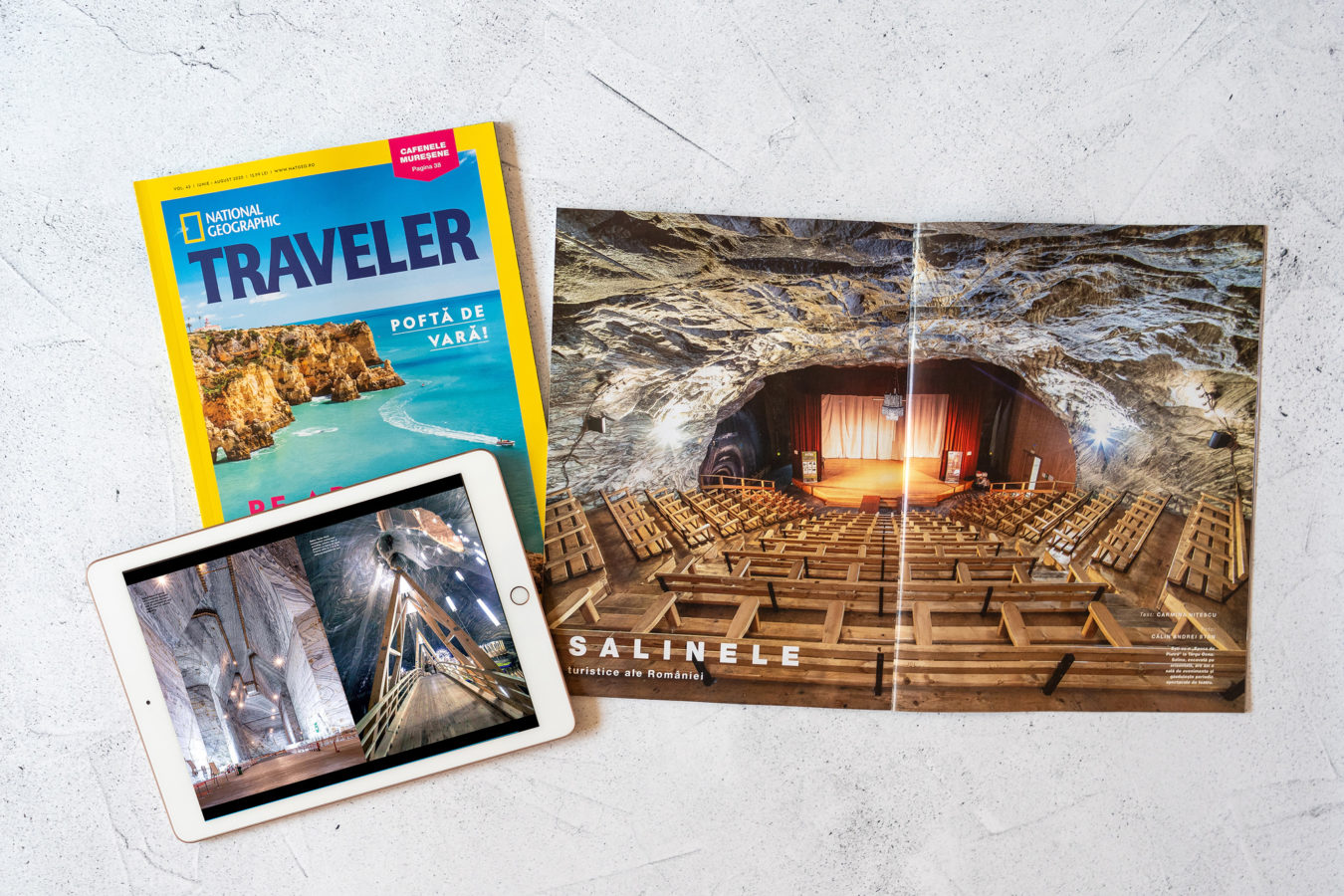 National Geographic Traveler, vara 2020