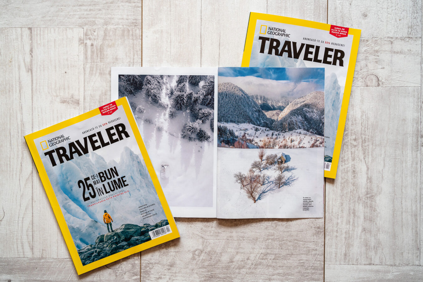 National Geographic Traveler, Decembrie 2020
