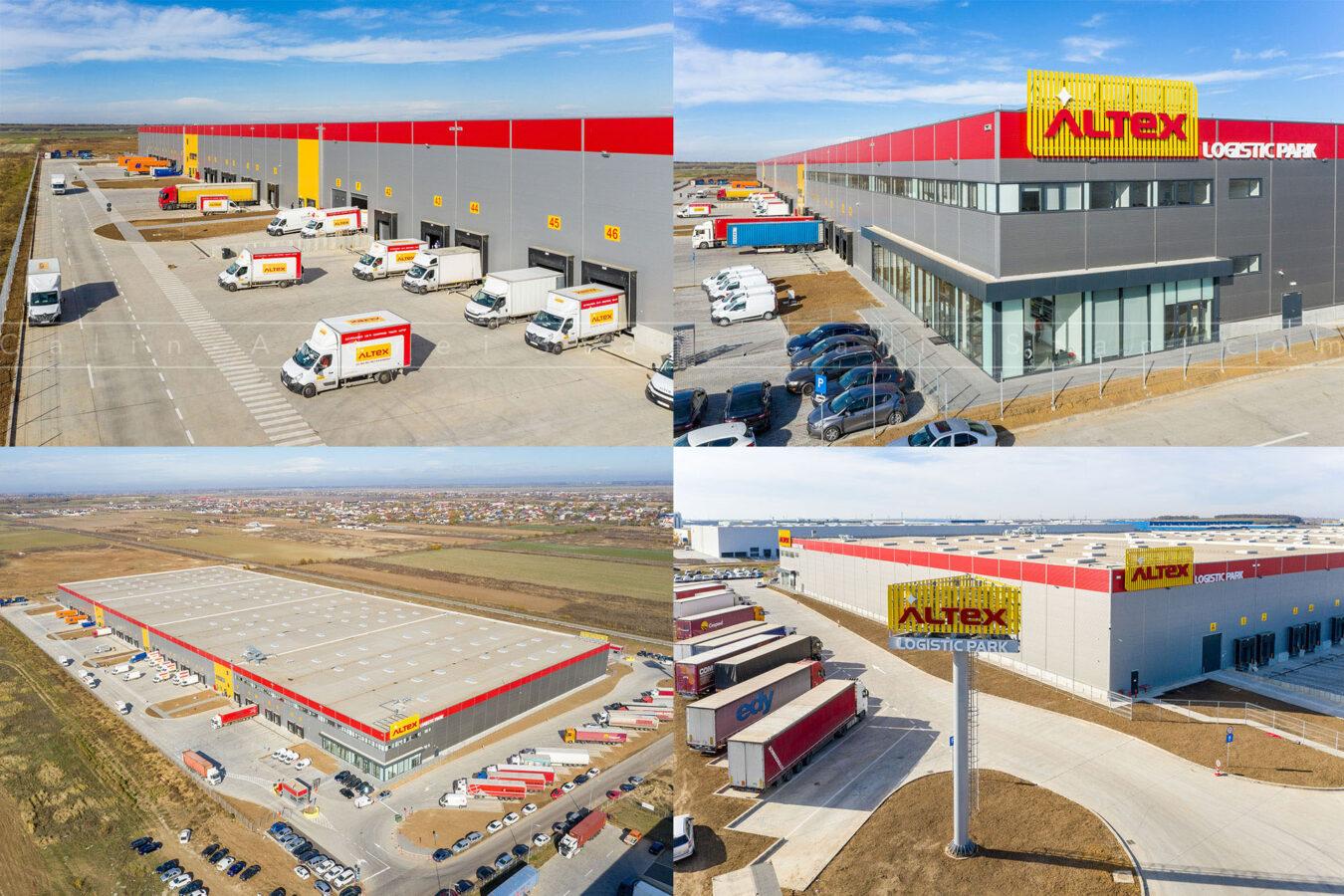Fotografie corporate warehousing
