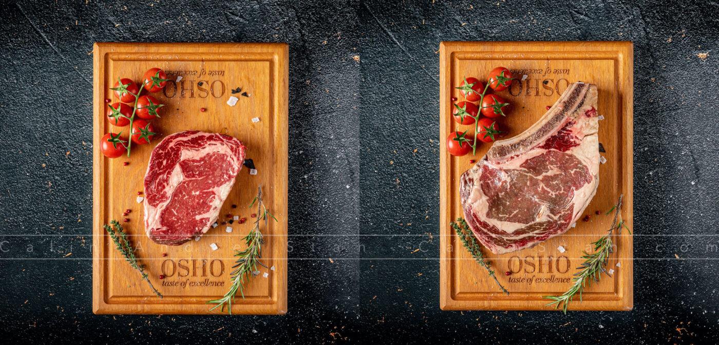 Fotografie Culinară OSHO / Călin Stan