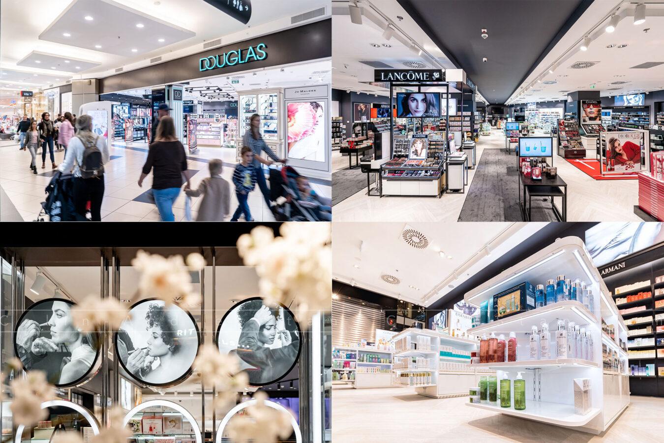 Fotografiere spații de retail București