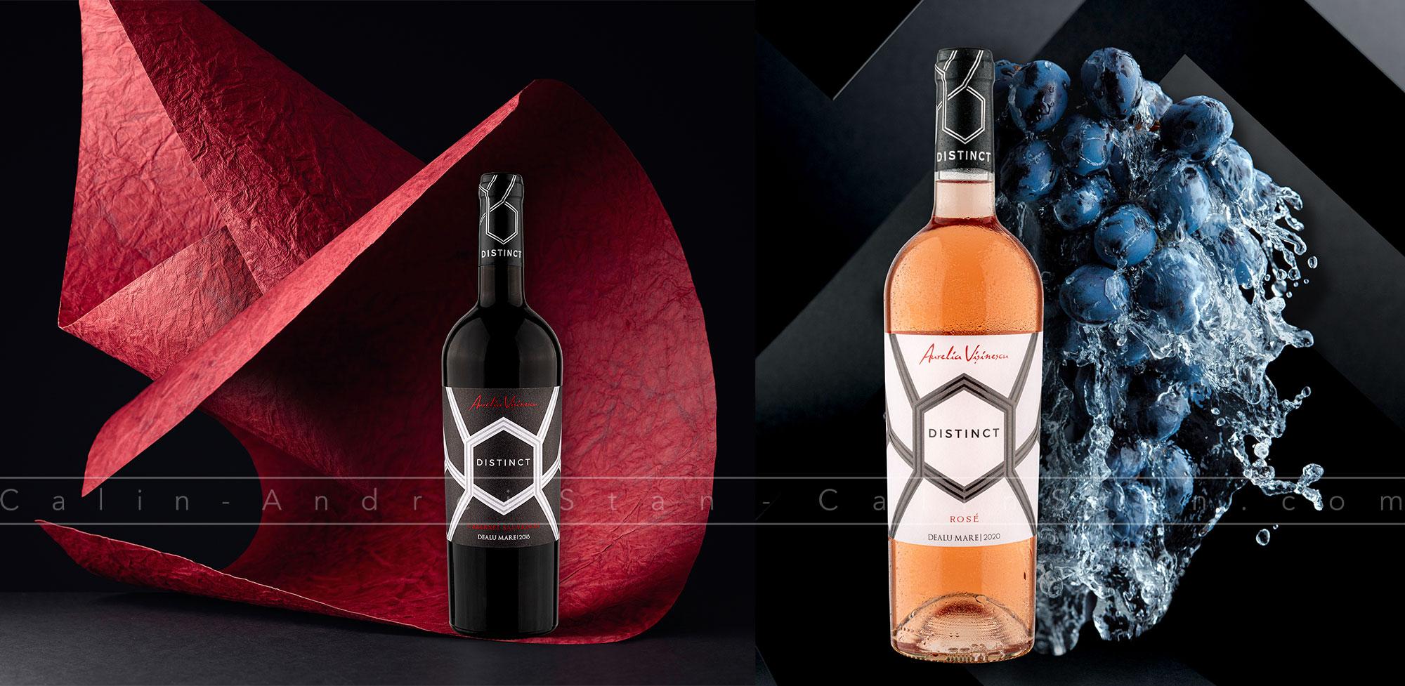 Fotografii sticle vin - Fotografie de produs